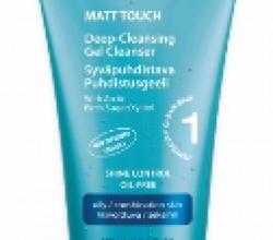 Глубоко очищающий гель Matt touch от Lumene