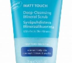 Скраб для лица Matt Touch от Lumene