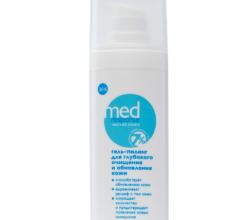 Гель-пилинг для глубокого очищения и обновления кожи лица от Med Response 36,6