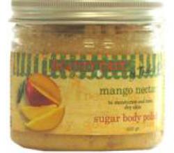 "Сахарный скраб для тела ""Нектар манго"" от Tasha & Co"