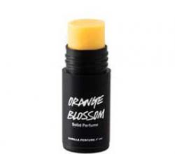 Твердые духи Orange Blossom от Lush
