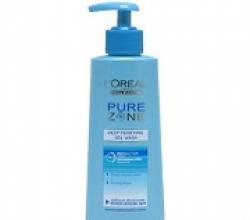Глубоко очищающий гель для умывания Pure Zone от  L'Oreal (1)