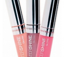 Блеск для губ Watershine Gloss от Maybelline