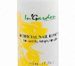 Жидкость для снятия гель-лака и акрила Artifical Nail Remover от In'Garden
