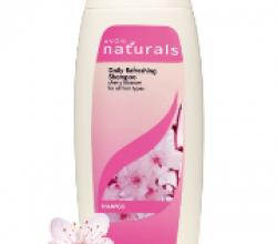 """Освежающий шампунь для ежедневного ухода """"Цветущая сакура"""" от Avon"""