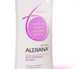 Шампунь стимулирующий рост волос от Alerana
