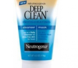 Бодрящий гель-маска 2 в 1 Deep Clean от Neutrogena