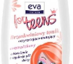 Персиковый тоник для лица Natura for teens от Eva