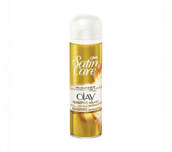 Гель для бритья Satin Care Venus & Olay от Gillette