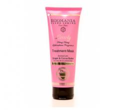Маска с имбирем и маслом какао для пересушенных и окрашенных волос от Egomania