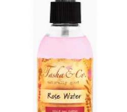 Розовая вода от Tasha&Co
