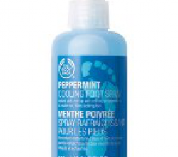 Спрей для ног Peppermint Cooling Foot Spray от The Body Shop