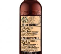 Живительный гель-пилинг для душа Total Energy Exhilarating Body Wash от The Body Shop