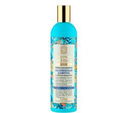 Облепиховый шампунь для ослабленных и поврежденных волос Oblepikha Siberica Professional от Natura Siberica