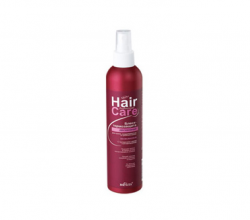 Как наносить термозащиту на сухие волосы