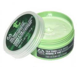 Маска для лица Tea Tree от The body shop