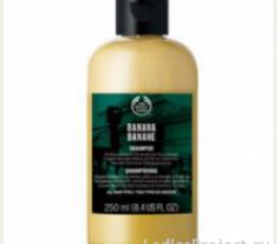 Шампунь Banana Shampoo от The Body shop