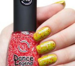 Лак для ногтей (оттенок № 143 Flossy) от Dance Legend
