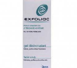 Отшелущивающий гель для лица Exfoliac от Merck