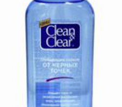 Лосьон от черных точек от Clean & Clear