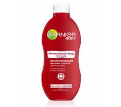 Молочко для тела «Интенсивный уход питание» для очень сухой кожи от Garnier