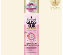 Жидкий кондиционер для волос Gliss Kur от Schwarzkopf