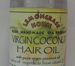 """Масло для волос """"Кокос"""" от Lemongrass House"""