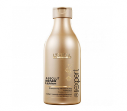 Шампунь для мгновенного восстановления очень поврежденных волос Absolut Repair Lipidium от L'Oreal