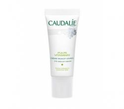 Крем для глаз и губ против морщин Pulpe Vitaminee от Caudalie
