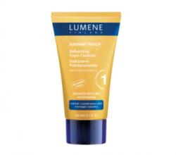 Освежающая и очищающая пенка для лица RADIANT TOUCH от Lumene