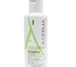 Молочко для тела EXOMEGA от A-Derma
