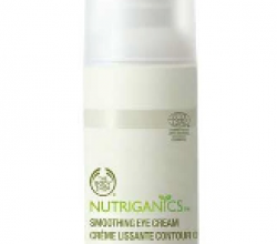 Крем вокруг глаз Nutriganics Smoothing Eye Cream от The Body Shop
