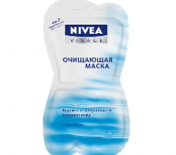 Очищающая маска для лица от Nivea
