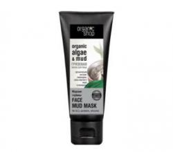 "Маска для лица грязевая ""Морские глубины"" от Organic Shop"