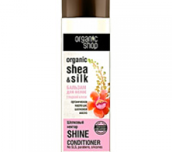 Бальзам для волос «Шелковый нектар» от Organic Shop