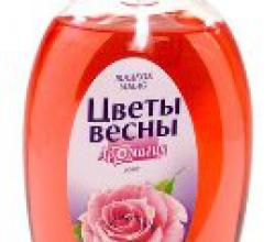 "Жидкое мыло ""Роза"" от компании Весна"