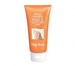 Мультивитаминный смягчающий и укрепляющий крем для рук от Sally Hansen