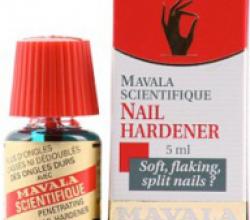 Средство для укрепления ногтя «Сайнтифик» / «Scientifique Nail Hardener» от Mavala
