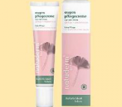 Крем для кожи вокруг глаз Гинкго и Гамамелис для всех типов кожи от Natuderm botanics