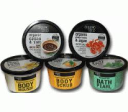Скраб для тела «Атлантические водоросли» от Organic Shop