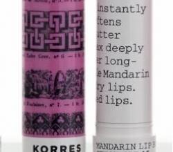 Бальзам-стик для губ Мандарин SPF 15 от Korres