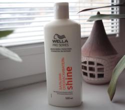 """Бальзам-ополаскиватель для волос """"Shine"""" от Wella Pro Series"""
