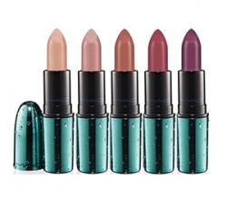 Губная помада Alluring Aquatic Lipstick (оттенок Goddess Of The Sea) от МАС
