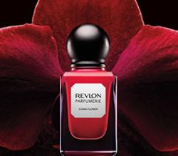 Парфюмированный лак для ногтей Parfumerie Scented Nail Enamel (оттенок № 080 China Flower) от Revlon