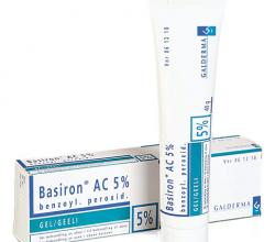 Базирон АС крем 5% от Galderma