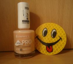 Лак для ногтей Lycra PRO (№284) от Rimmel