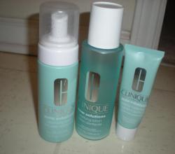 Система для проблемной кожи лица Anti-Blemish Solutions Clear Skin System от Clinique