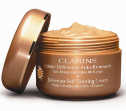 Автозагар Sun Body Delicious Self Tanning Cream от Clarins