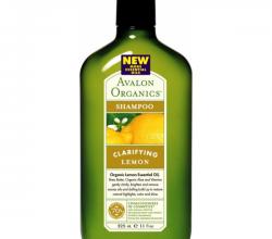 Очищающий шампунь для жирных волос Clarifying Lemon от Avalon Organics