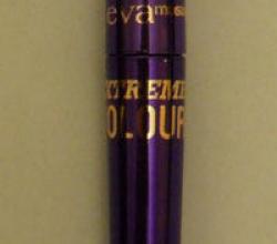 Фиолетовая тушь для ресниц Mosaic Extreme Colour от Eva